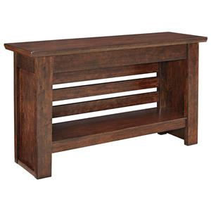 Signature Design by Ashley Harpan Sofa Table