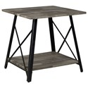 Signature Design by Ashley Harzoni Square End Table - Item Number: T314-2