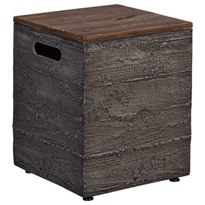 Signature Design by Ashley Hatchlands Tank Storage Box