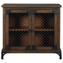 Signature Design by Ashley Havendale Accent Cabinet - Item Number: A4000094