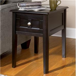 Signature Design by Ashley Henning Chairside End Table