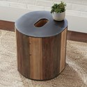 Signature Design by Ashley Highmender Accent Table - Item Number: A4000043