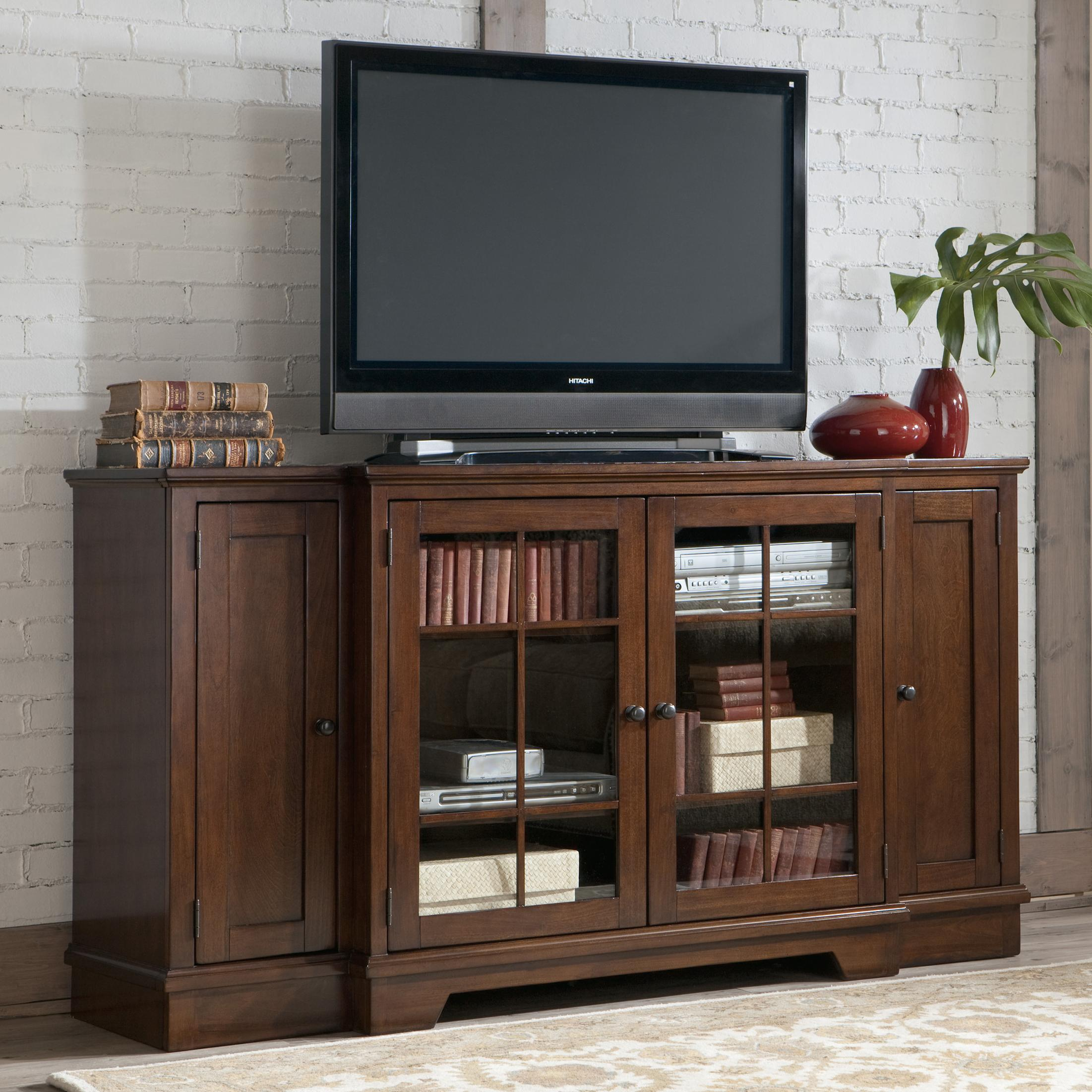 Signature Design by Ashley Hodgenville Tall Extra Large TV Stand - Item Number: W684-48