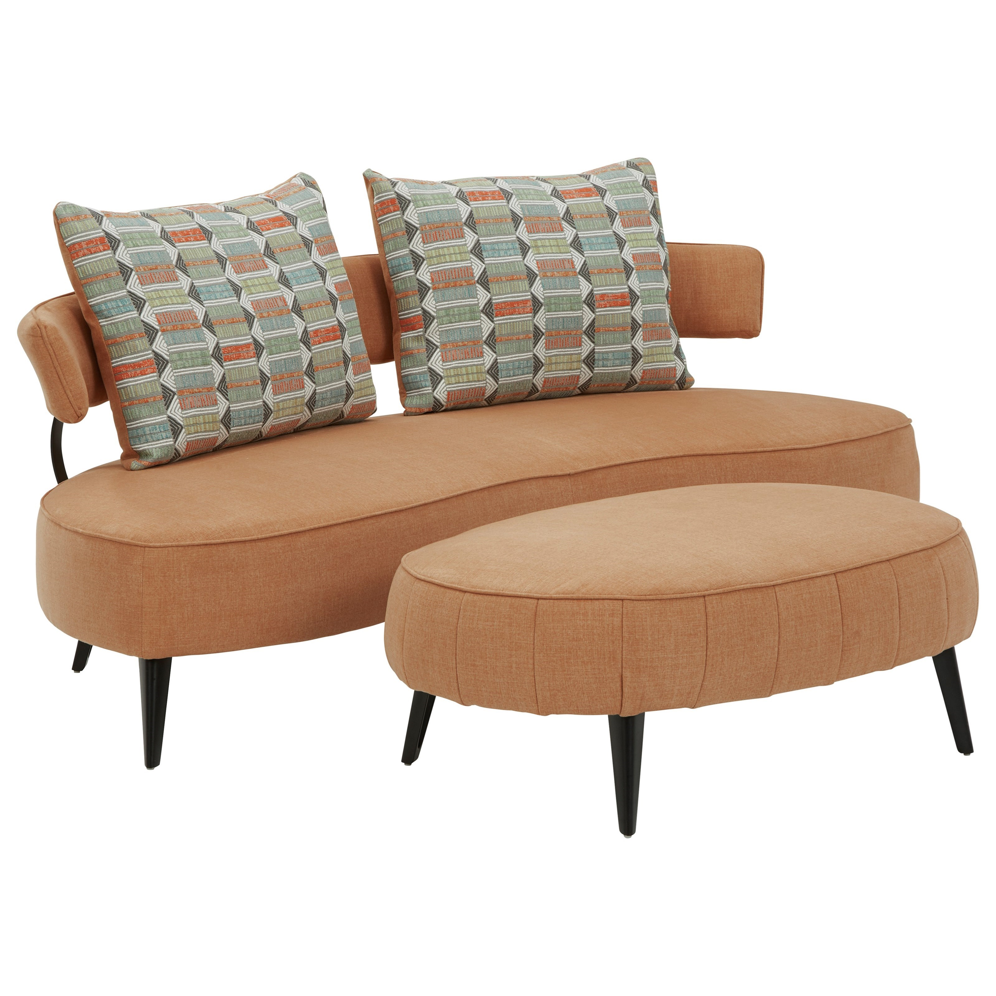 Hollyann Living Room Group by Ashley (Signature Design) at Johnny Janosik
