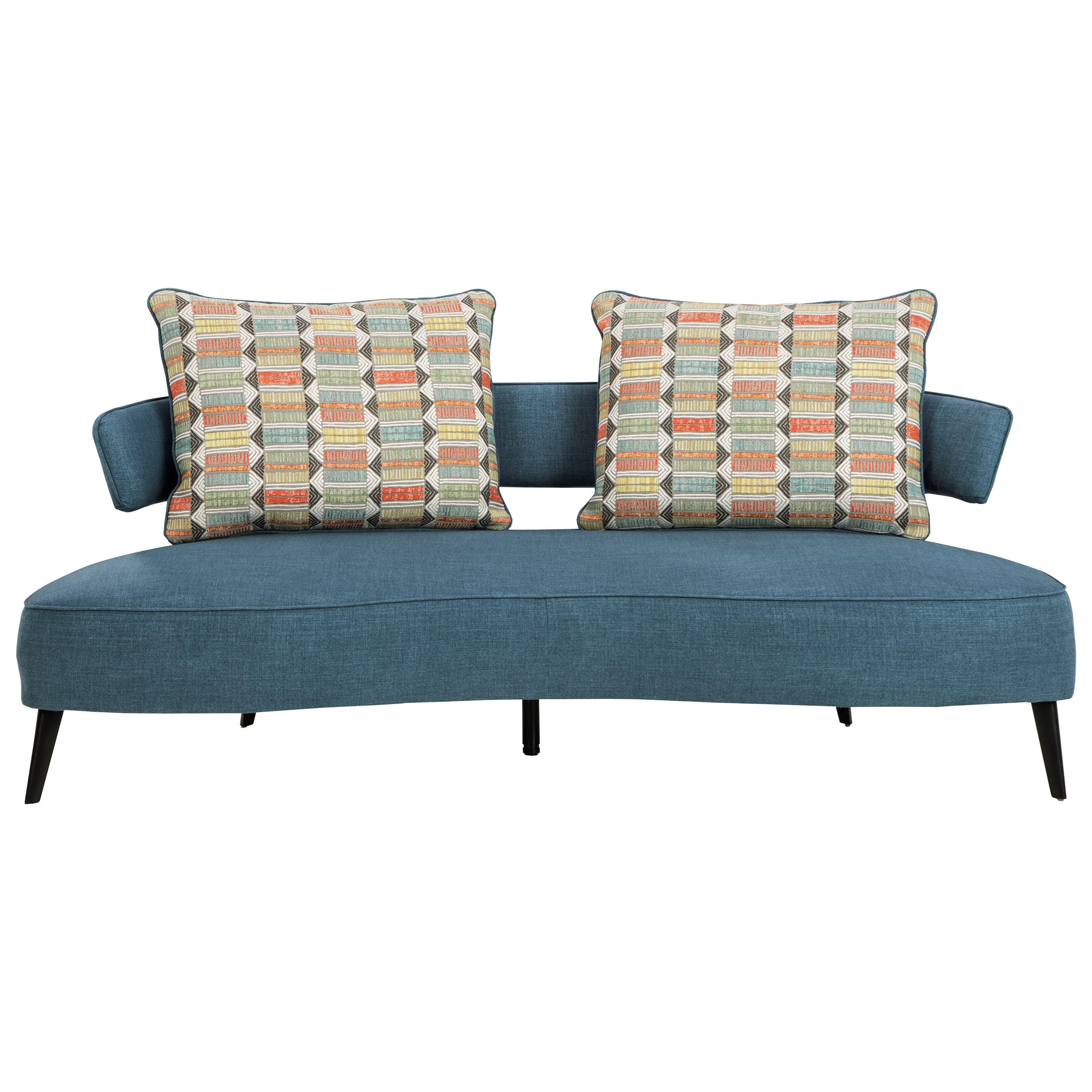 Hollyann Sofa by Signature at Walker's Furniture