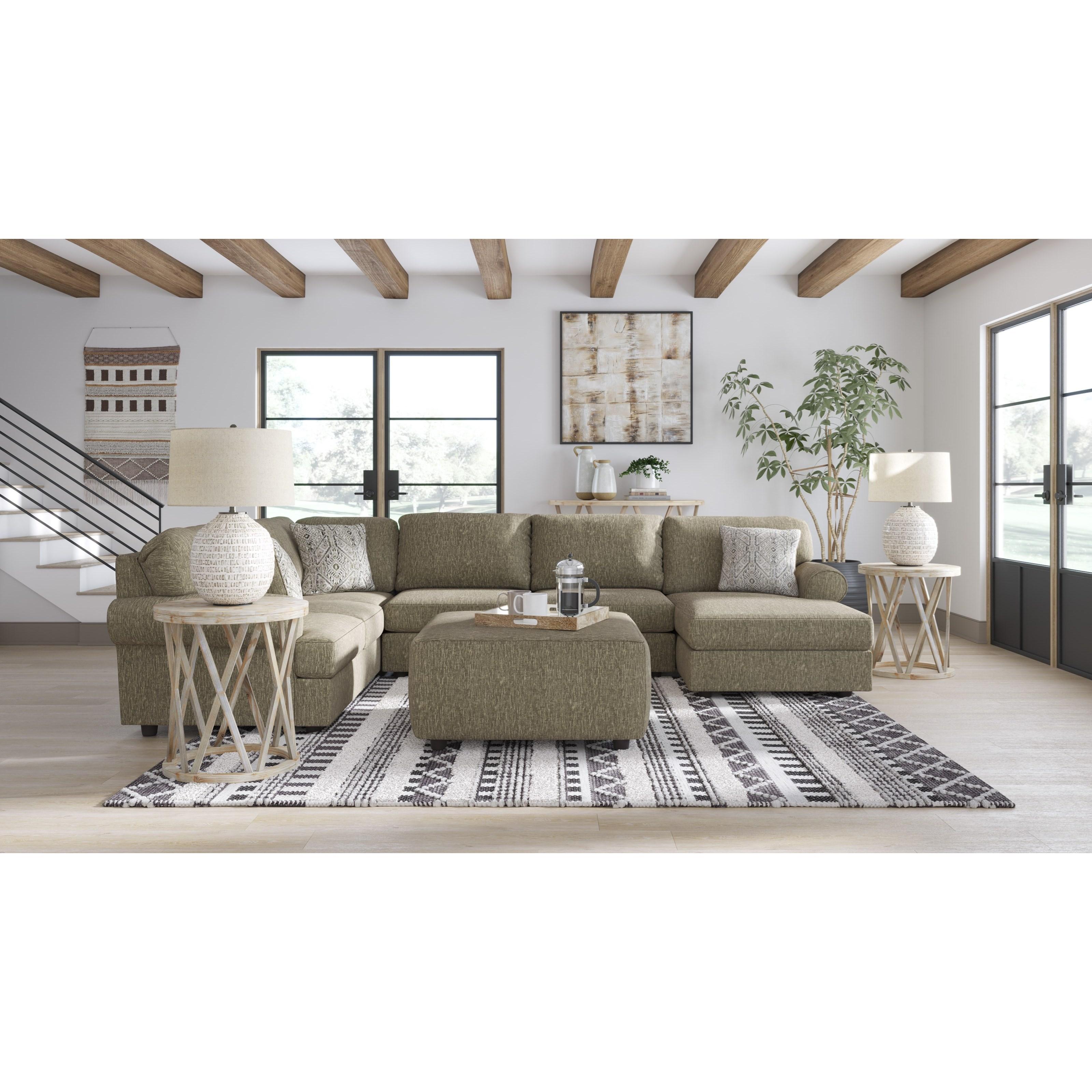 Hoylake Living Room Group by Ashley (Signature Design) at Johnny Janosik