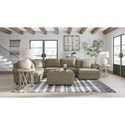 Signature Design by Ashley Hoylake Living Room Group - Item Number: 56402 Living Room Group 2