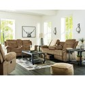 Signature Design by Ashley Huddle-Up Reclining Living Room Group
