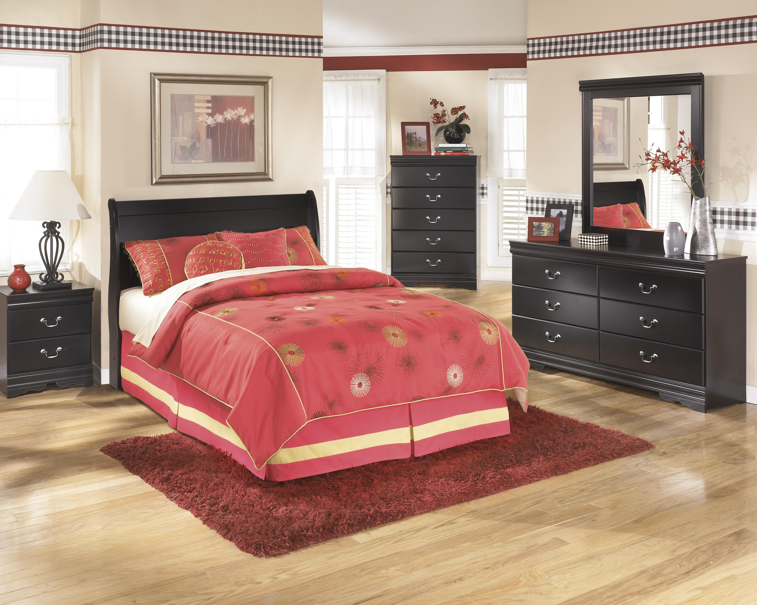 Signature design by ashley huey vineyard full bedroom - Ashley furniture full bedroom sets ...