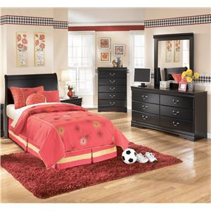 3-Piece Twin Bedroom Group