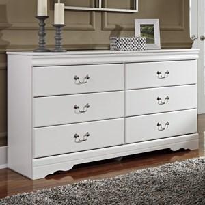 Ashley Signature Design Anarasia Dresser