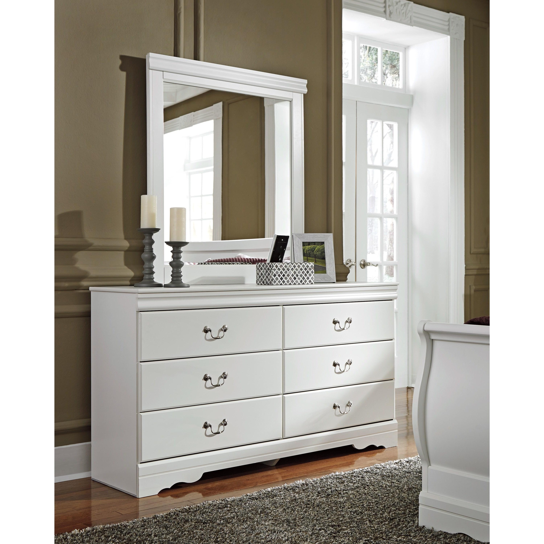 Prices Of Ashley Furniture: Signature Design By Ashley Anarasia Dresser Mirror