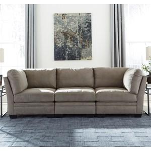 Signature Design by Ashley Iago Modular Sofa