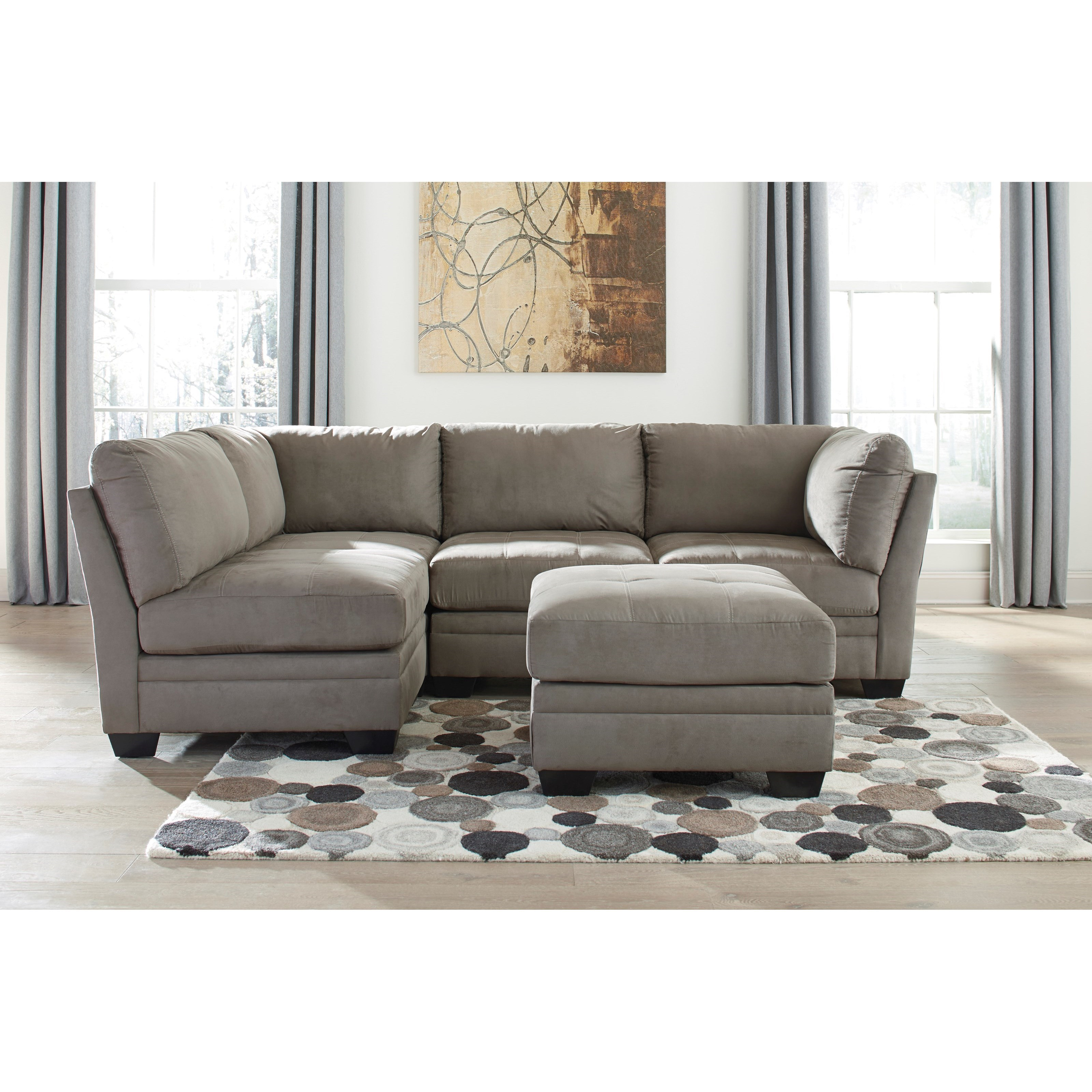 Signature Design by Ashley Iago Stationary Living Room Group - Item Number: 65103 Living Room Group 1