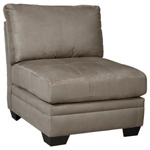 Ashley Signature Design Iago Armless Chair