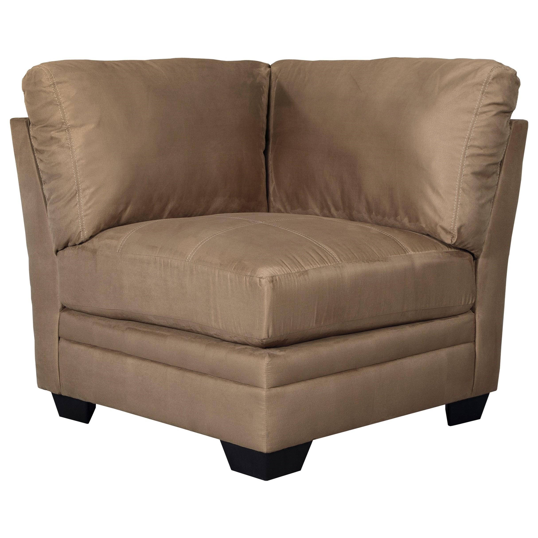 Signature Design by Ashley Iago LAF/RAF Corner Chair - Item Number: 6510551