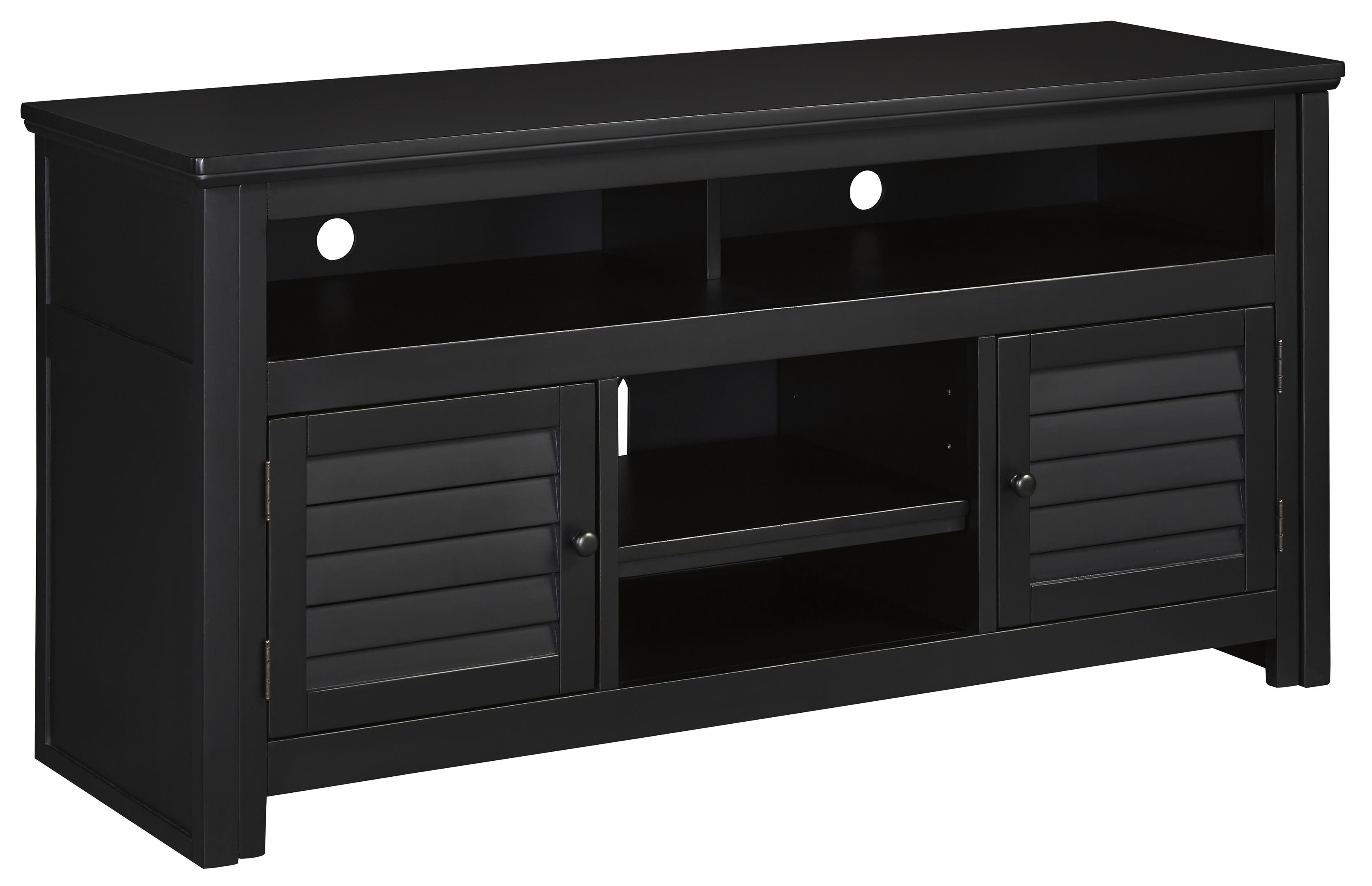 Signature Design by Ashley Brasenhaus Large TV Stand - Item Number: W661-38