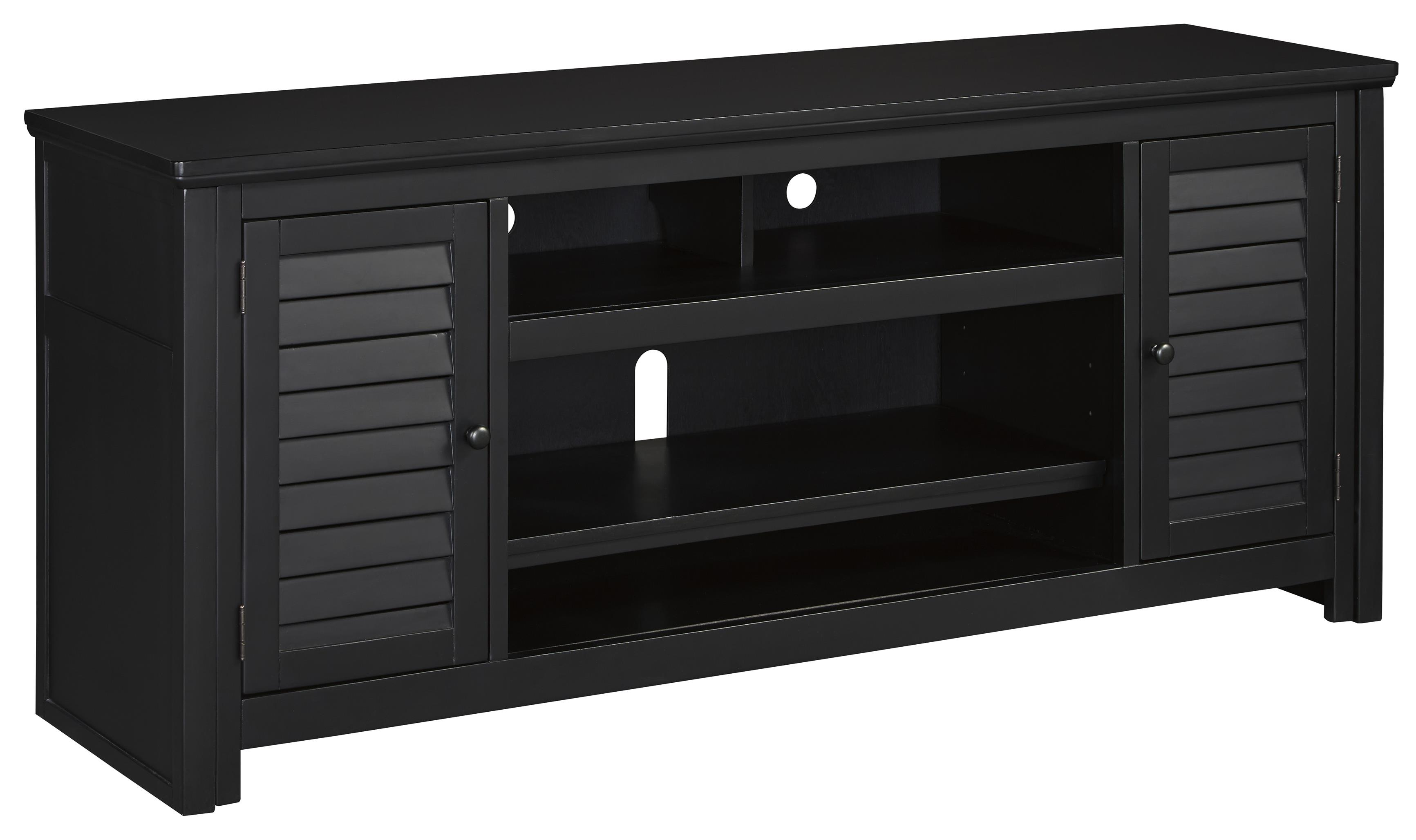 Signature Design by Ashley Brasenhaus Extra Large TV Stand - Item Number: W661-48