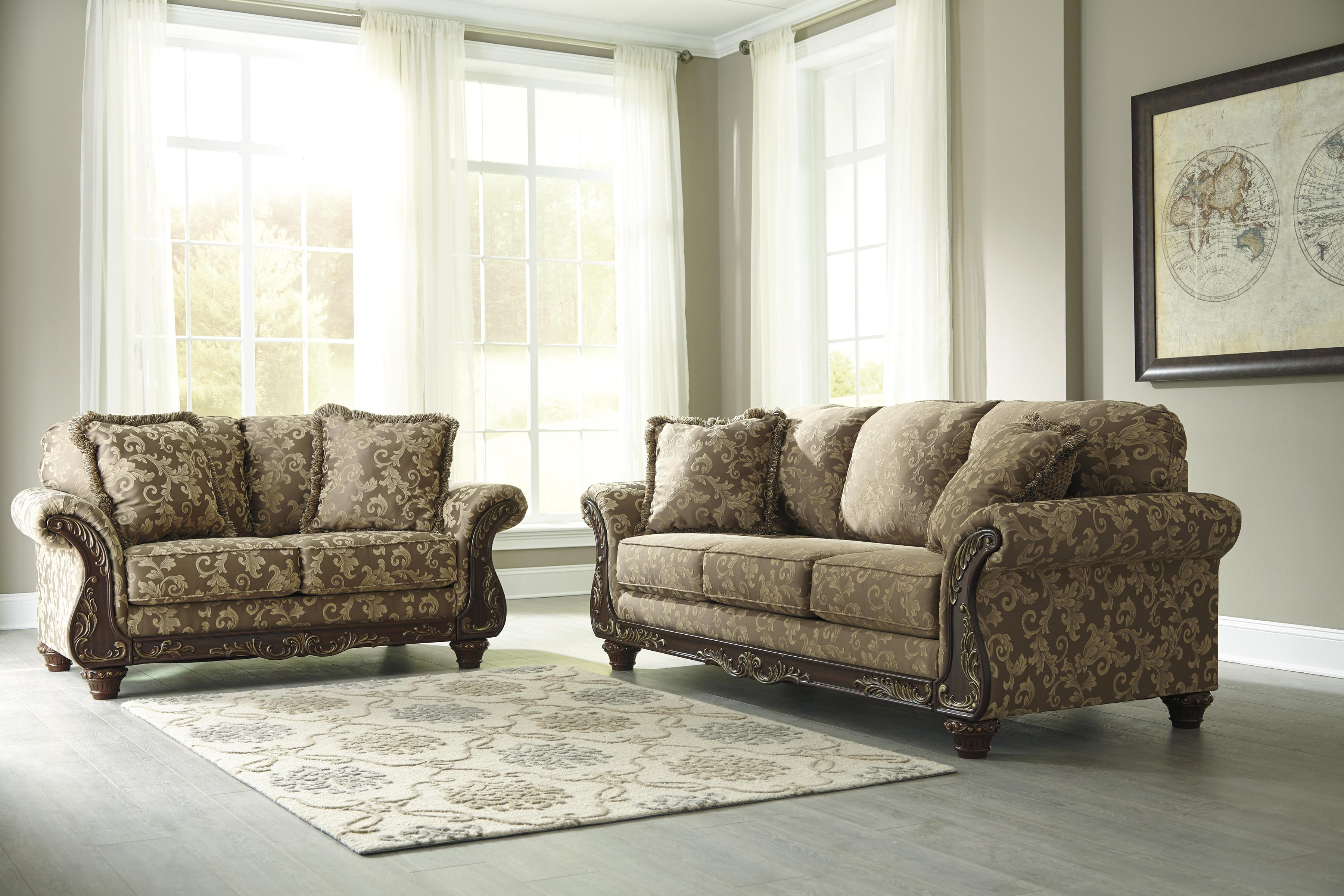 Signature Design by Ashley Irwindale Stationary Living Room Group - Item Number: 88404 Living Room Group 1