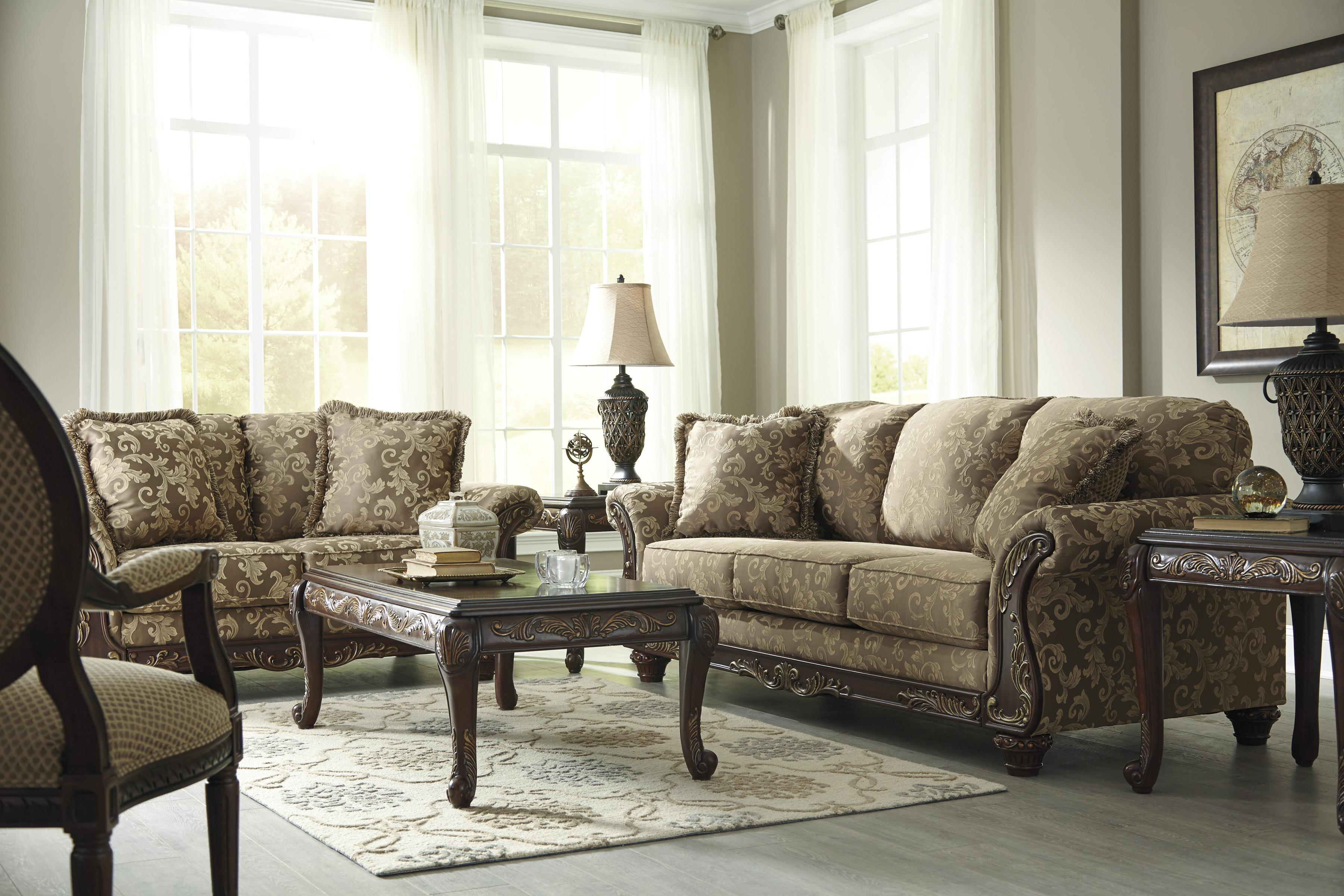 Signature Design by Ashley Irwindale Stationary Living Room Group - Item Number: 88404 Living Room Group 2