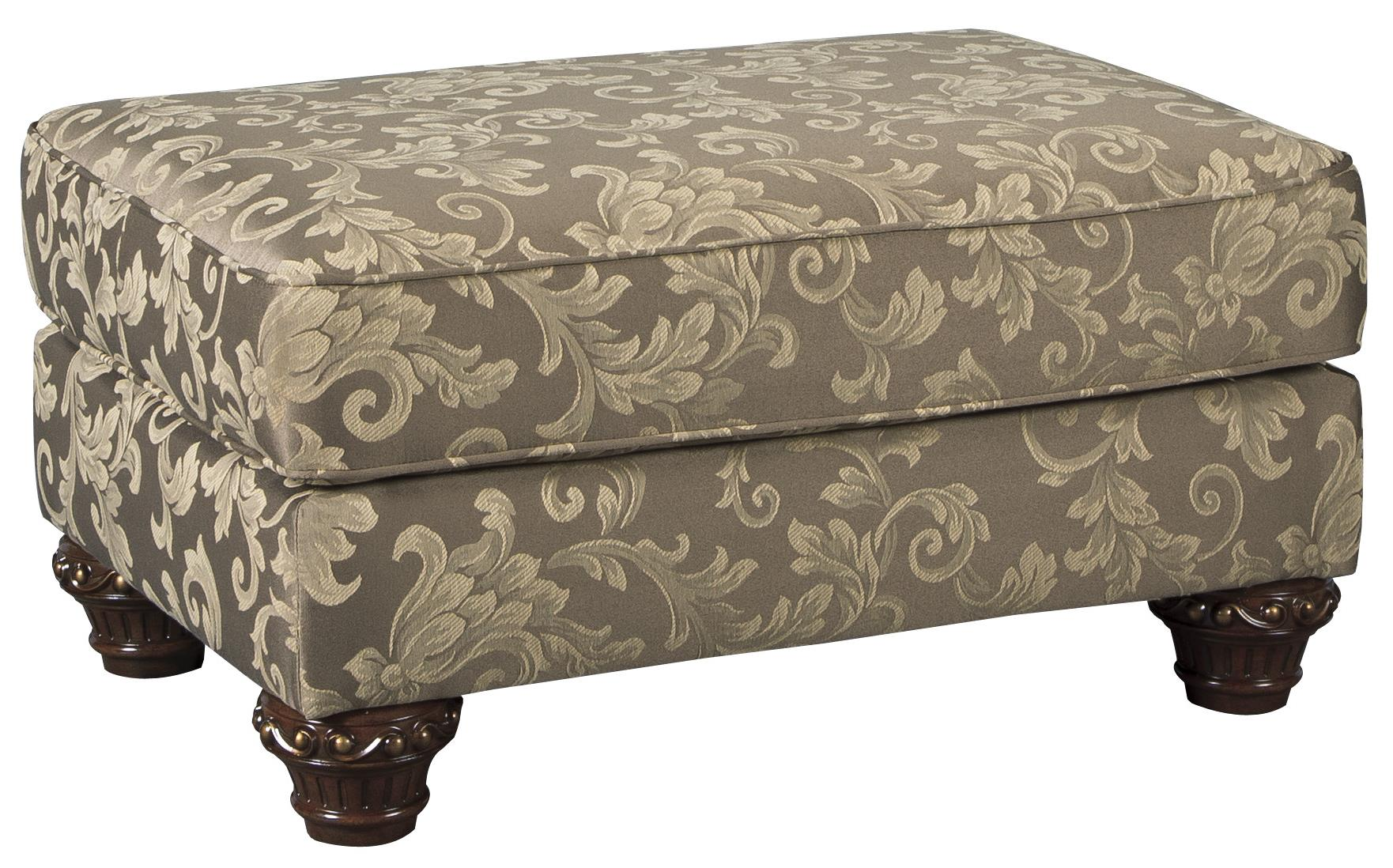 Signature Design by Ashley Irwindale Ottoman - Item Number: 8840414
