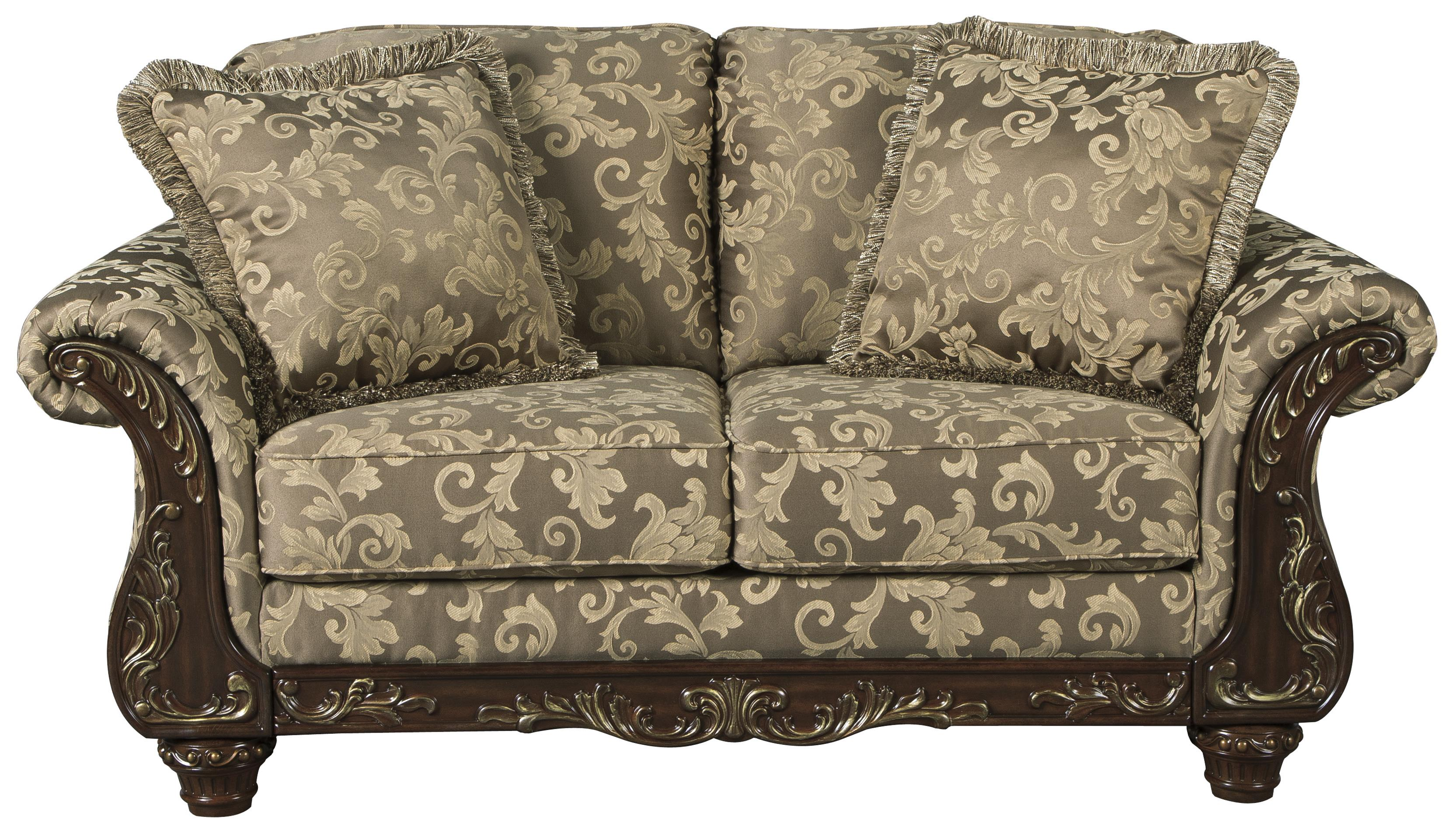 Signature Design by Ashley Irwindale Loveseat - Item Number: 8840435
