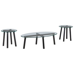 Ashley (Signature Design) Iselle Occasional Table Set