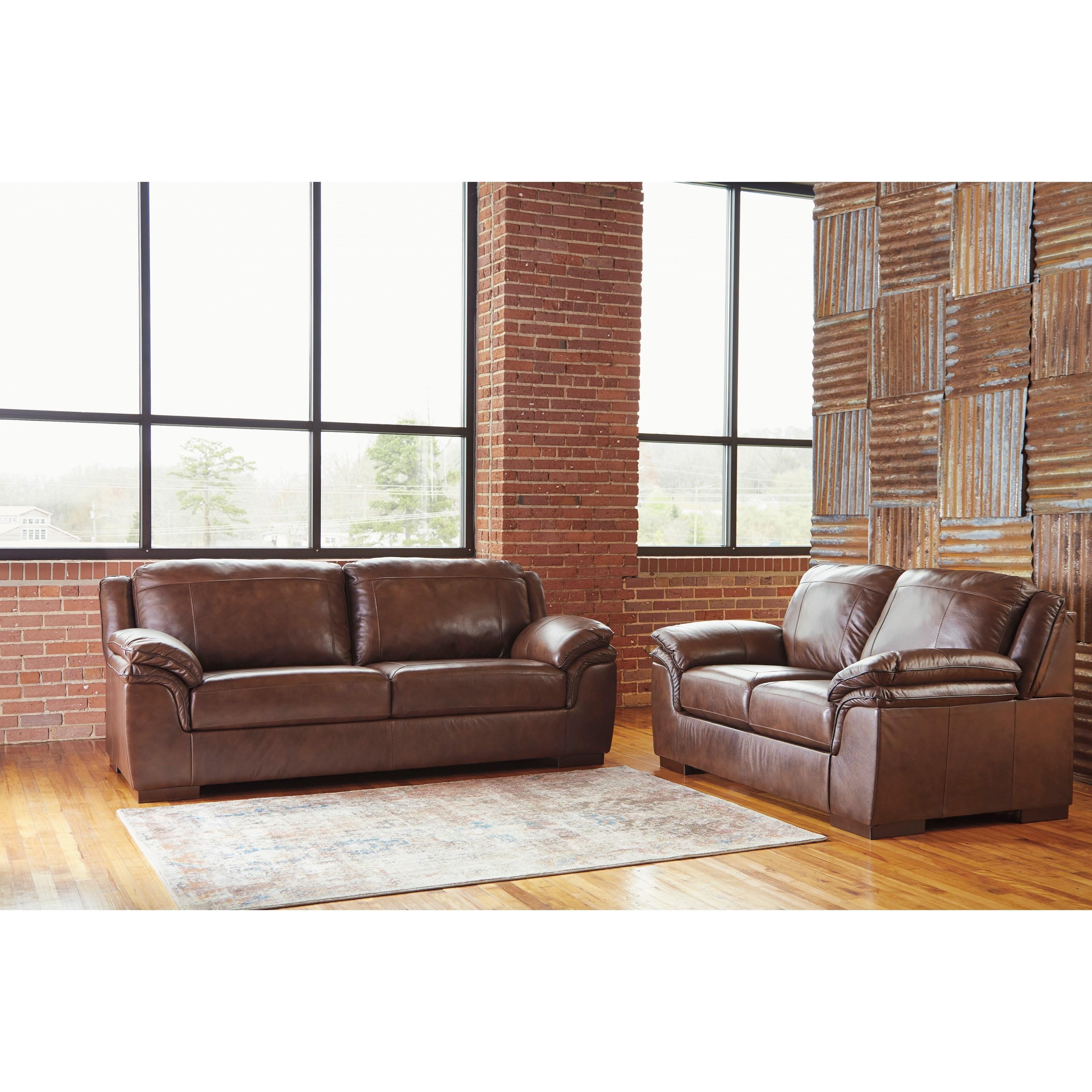 Ashley Furniture Living Room: Signature Design By Ashley Islebrook Stationary Living