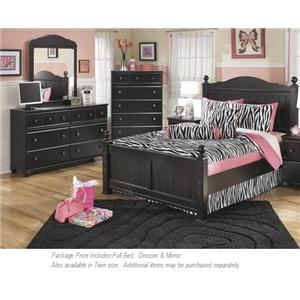 Signature Design by Ashley Jaidyn 3-PC Full Bedroom