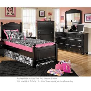Signature Design by Ashley Jaidyn 3-PC Twin Bedroom