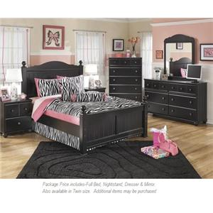 Signature Design by Ashley Jaidyn 4-PC Full Bedroom