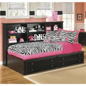 Signature Design by Ashley Jaidyn Twin Bookcase Bed