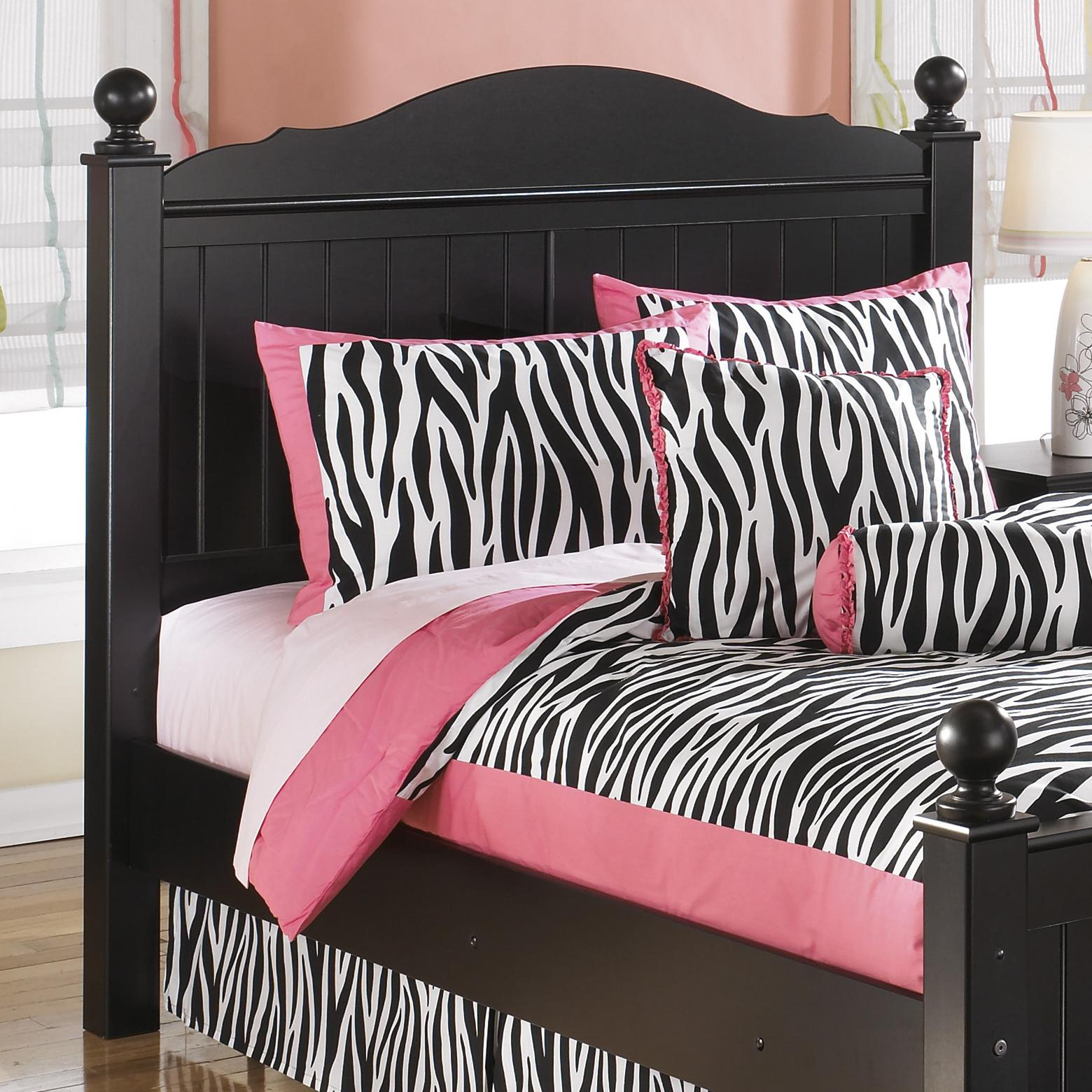 Signature Design by Ashley Jaidyn Full Poster Headboard - Item Number: B150-87
