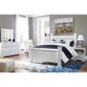 Signature Design by Ashley Jallory Queen Bedroom Group - Item Number: B302 Q Bedroom Group 2