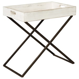 Signature Design by Ashley Janfield Accent Table