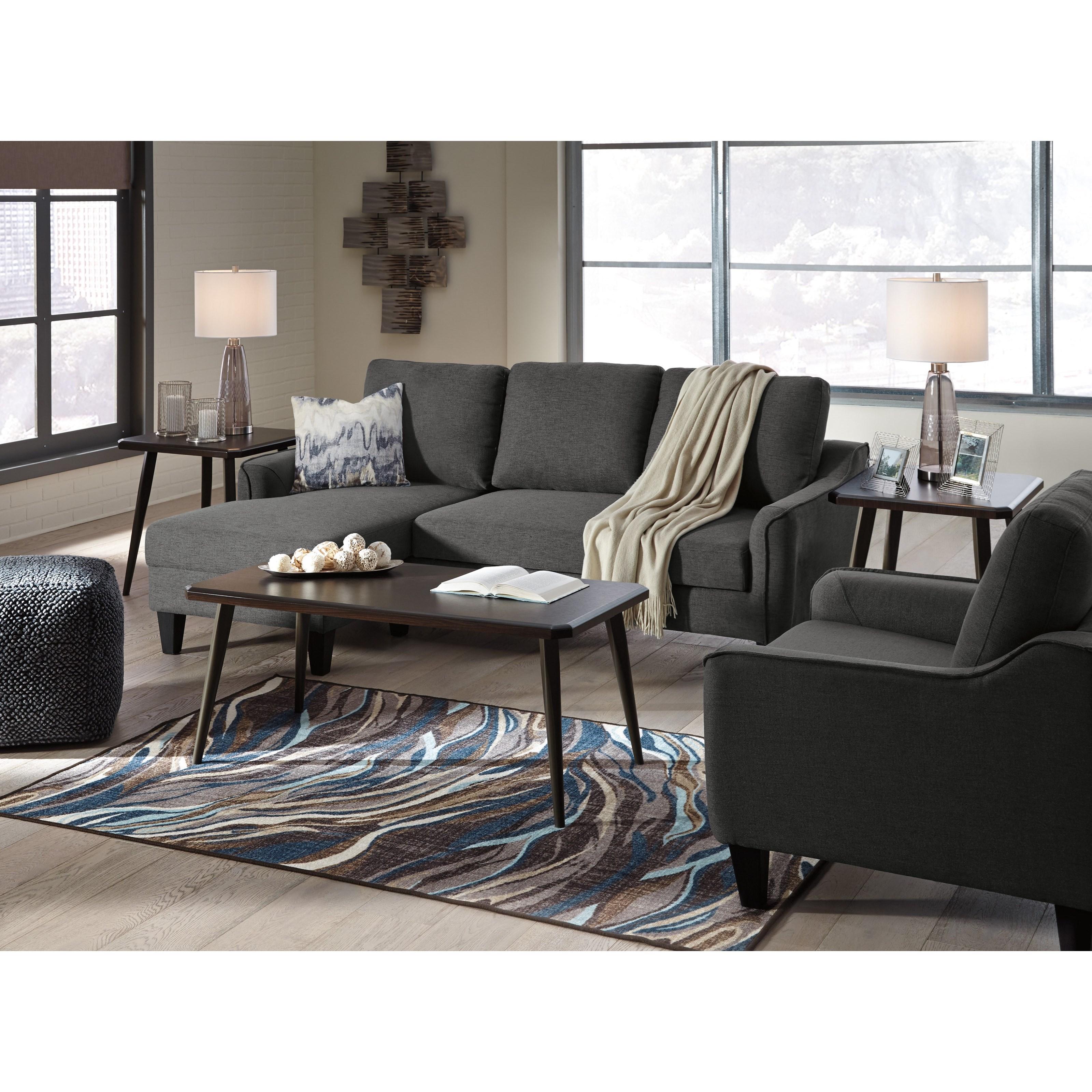Jarreau Living Room Group by Signature Design by Ashley at HomeWorld Furniture
