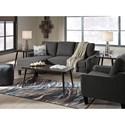 Signature Design by Ashley Jarreau Living Room Group - Item Number: 11502 Living Room Group