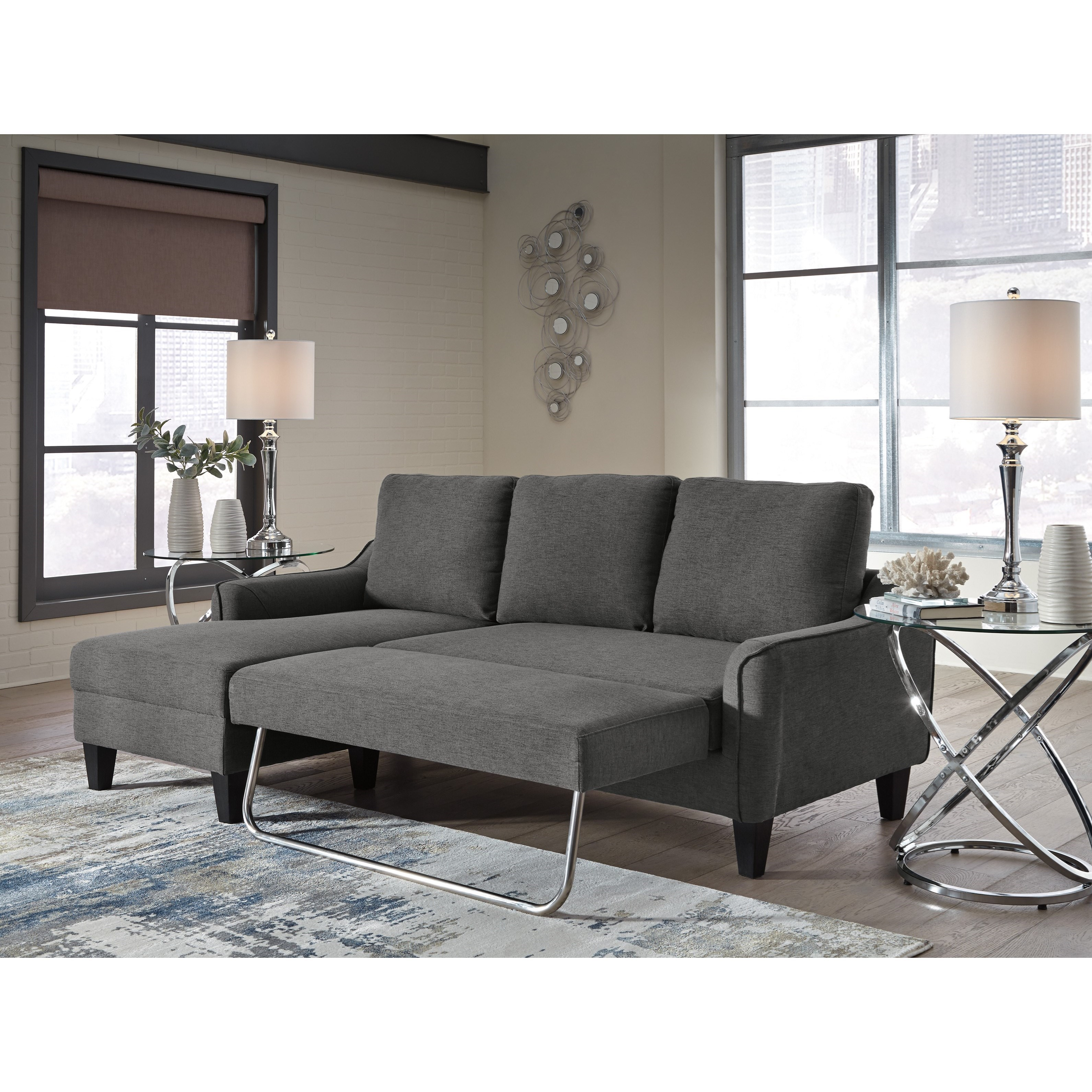 Jacob Queen Sofa Sleeper With Pullout Cushion Rotmans