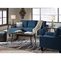 Signature Design by Ashley Jarreau Living Room Group - Item Number: 11503 Living Room Group