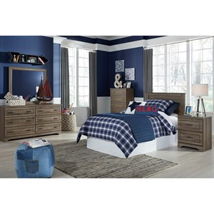 Benchcraft Javarin Twin Bedroom Group