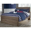 Signature Design by Ashley Javarin Full Panel Bed