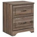 Signature Design by Ashley Javarin Night Stand - Item Number: B171-92