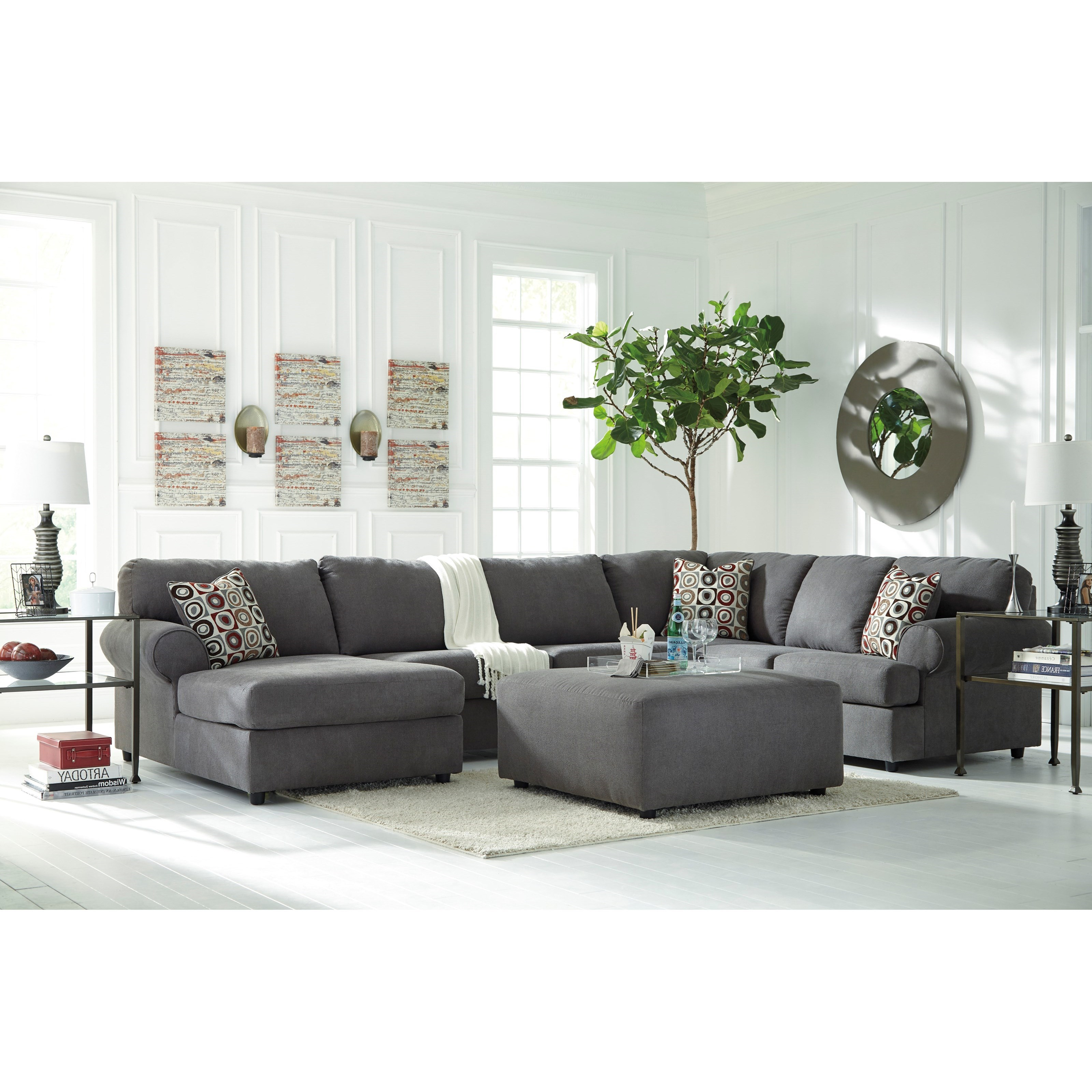 Furniture By Ashley: Signature Design By Ashley Jayceon 3-Piece Sectional With