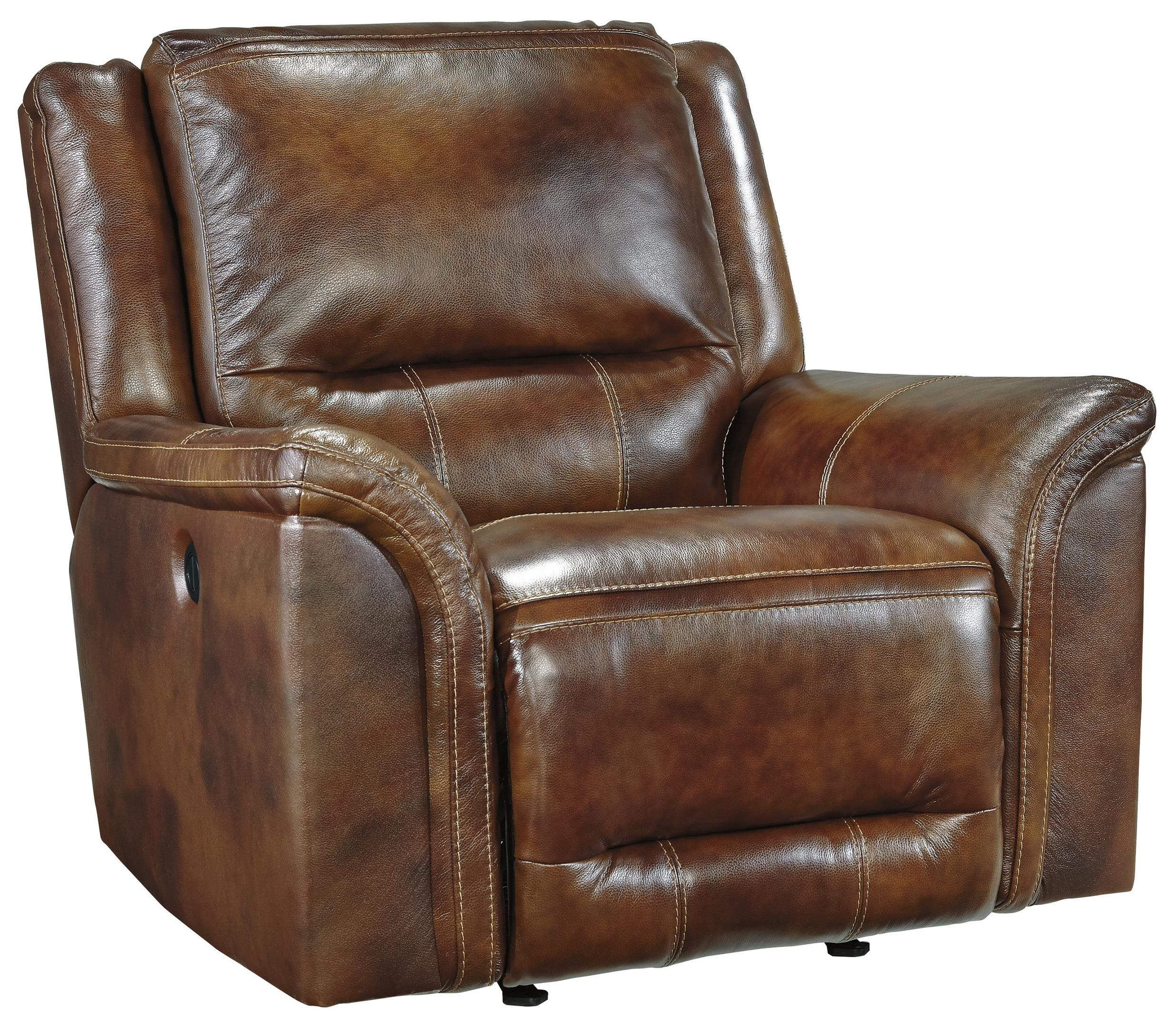 Signature Design by Ashley Jayron Rocker Recliner - Item Number: U7660025