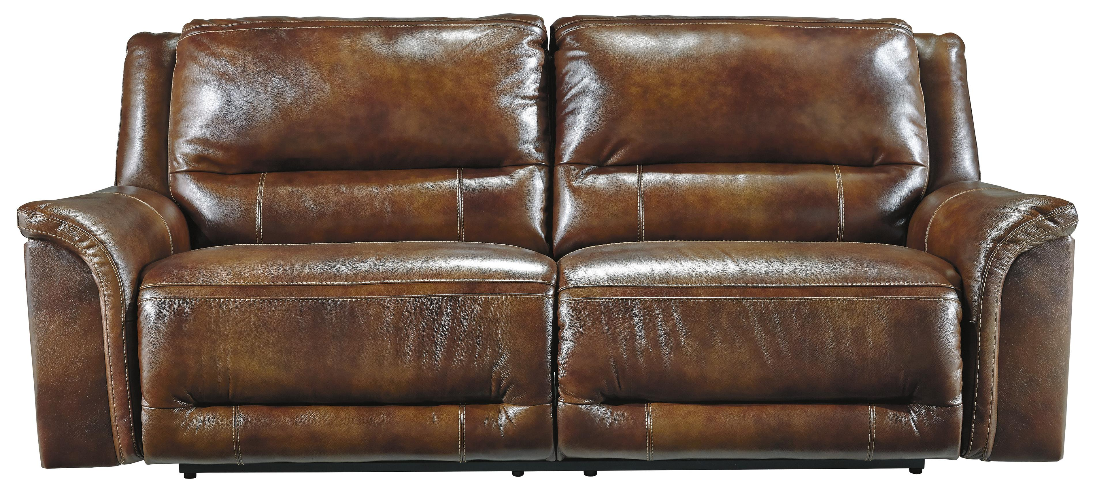 Signature Design by Ashley Jayron 2 Seat Reclining Sofa - Item Number: U7660081
