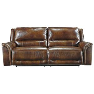 Signature Design by Ashley Jayron 2 Seat Reclining Sofa
