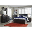 Signature Design by Ashley Jaysom Full Bedroom Group - Item Number: B521 F Bedroom Group 1