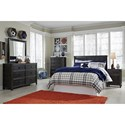 Signature Design by Ashley Jaysom Full Bedroom Group - Item Number: B521 F Bedroom Group 2