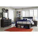 Signature Design by Ashley Jaysom Twin Bedroom Group - Item Number: B521 T Bedroom Group 3