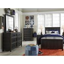 Signature Design by Ashley Jaysom Twin Bedroom Group - Item Number: B521 T Bedroom Group 1